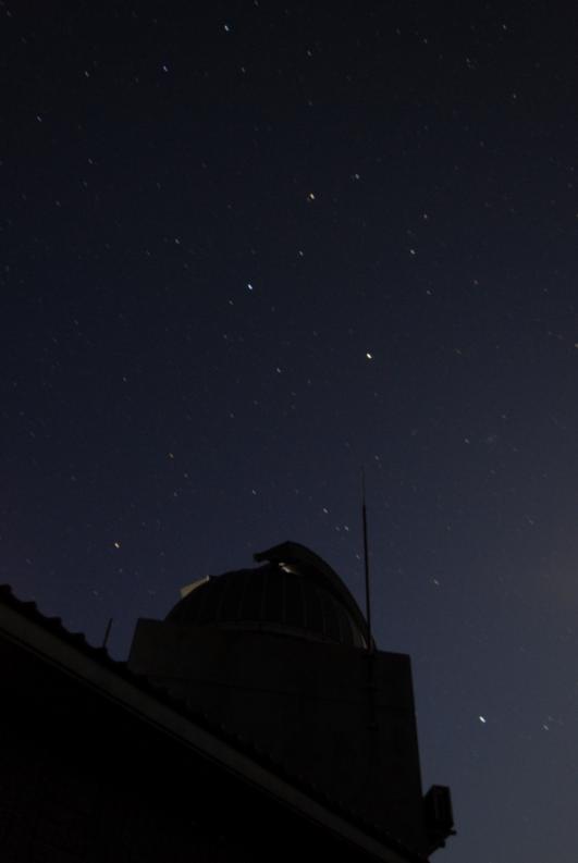 鬼岳天文台3