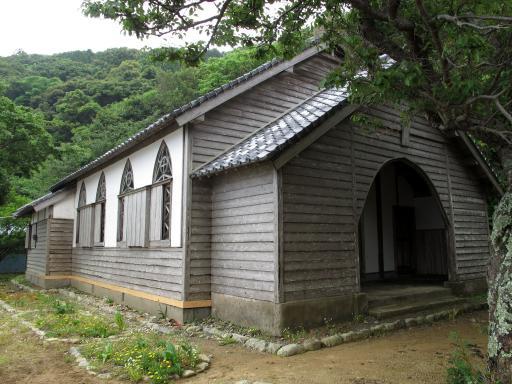 旧五輪教会堂2