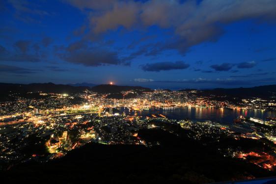 稲佐山からの夜景2