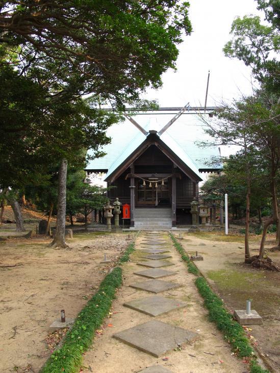城山神社2
