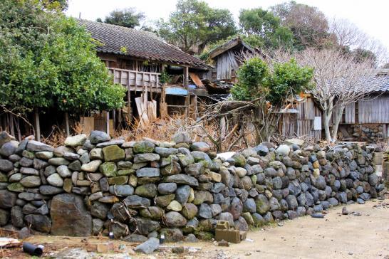 野崎集落跡(野崎島)2