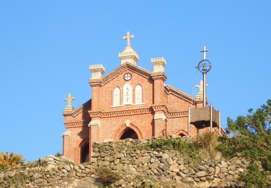 旧野首教会1