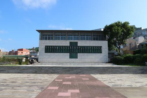 日本二十六聖人記念碑1