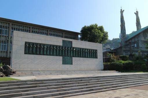 日本二十六聖人記念碑3