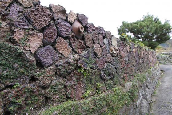 トンパイ塀(三川内町)