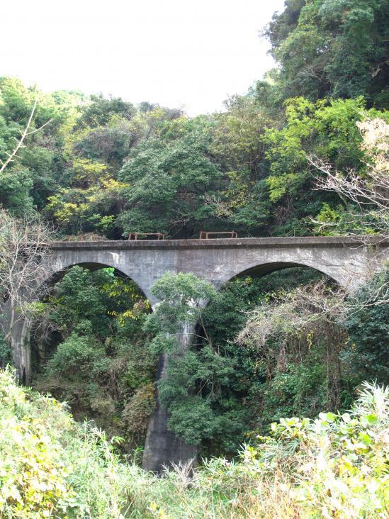 吉田橋梁(吉井町)