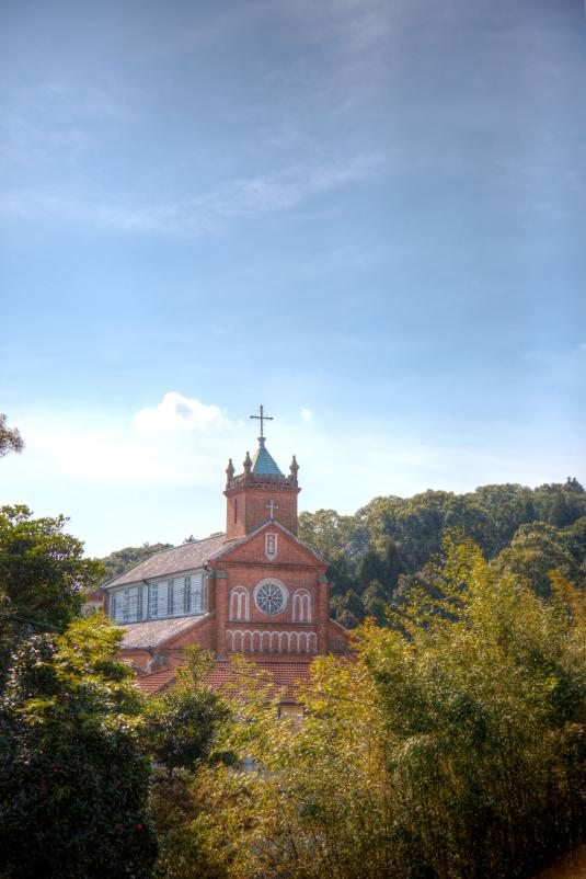 黒島天主堂4