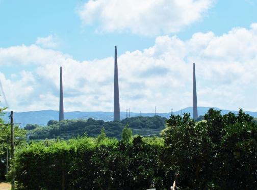 針尾無線塔2