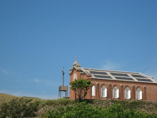 旧野首教会4