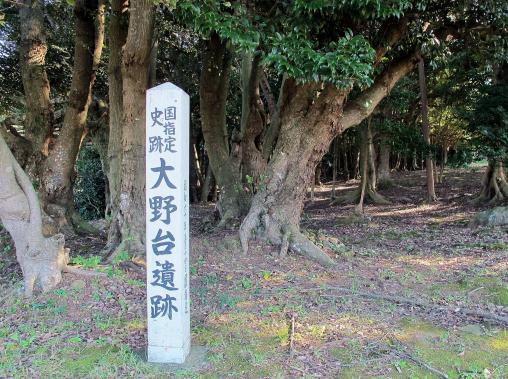 大野台支石墓群2