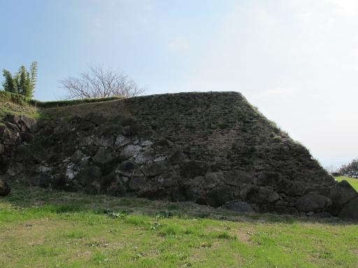 原城跡 櫓台石垣2