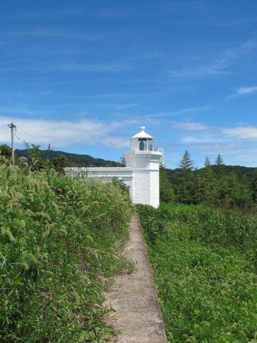 口之津灯台2