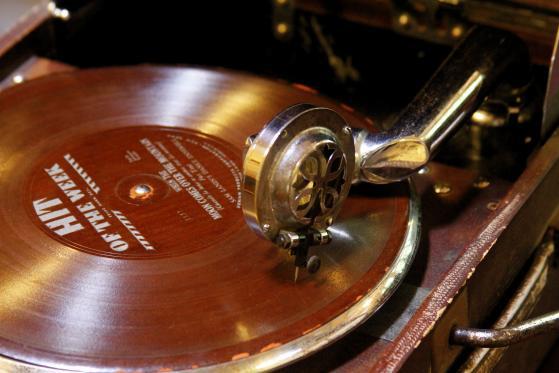 音浴博物館 レコード