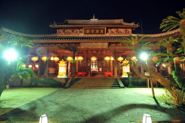 長崎ランタンフェスティバル(興福寺会場)