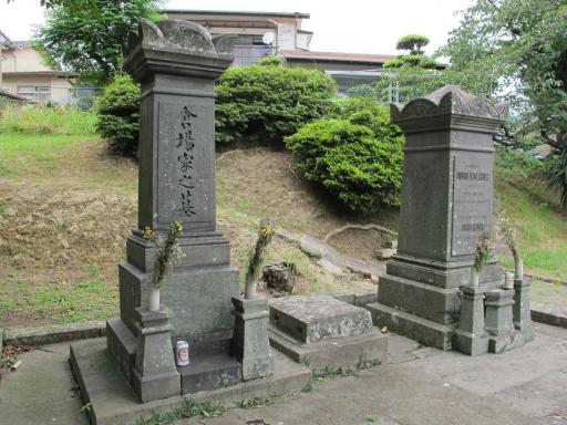 坂本国際墓地(グラバー家の墓)