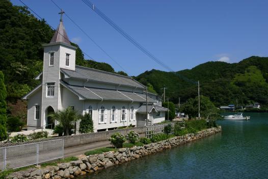 中ノ浦教会2