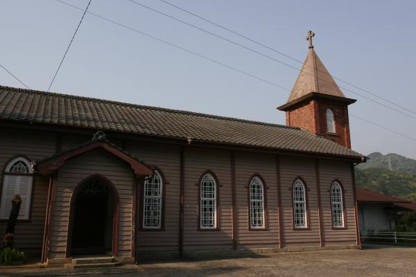 旧鯛ノ浦教会2