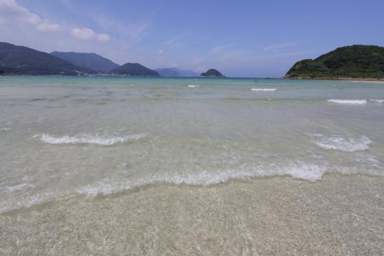 蛤浜海水浴場2