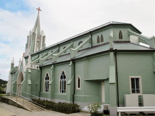 平戸ザビエル記念教会3