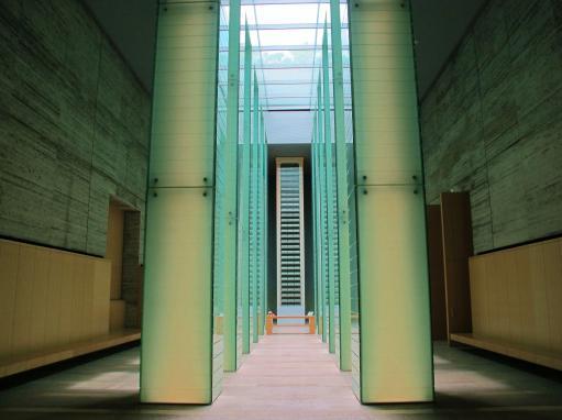 国立長崎原爆死没者追悼平和祈念館(追悼空間)