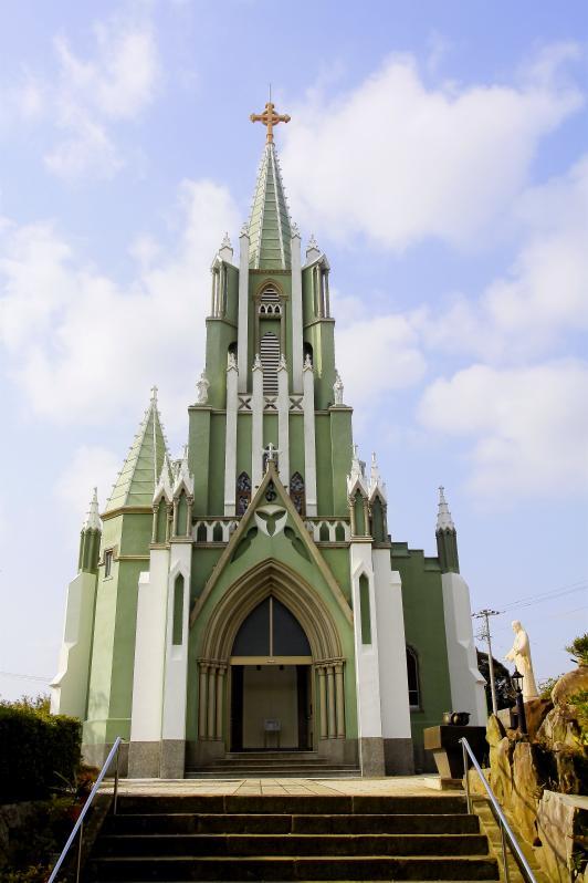 平戸ザビエル記念教会4