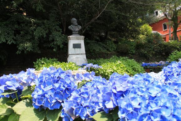 シーボルト記念館1