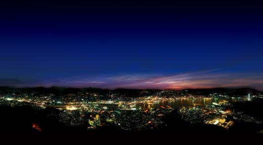 稲佐山からの夜景4