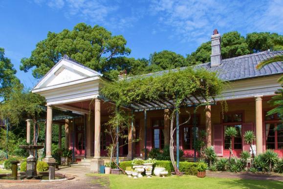 グラバー園 旧オルト邸 1(秋10月)