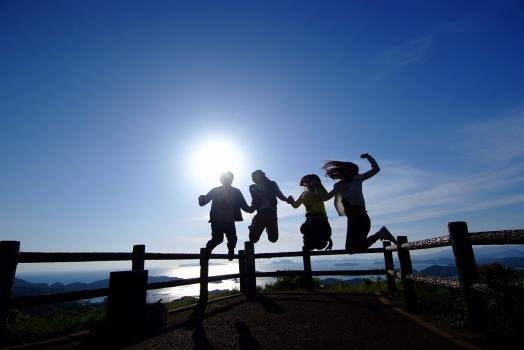 明日に向かってジャンプ©SASEBO