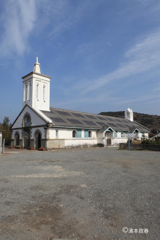 出津教会堂と関連遺跡