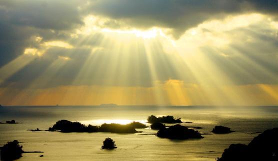 光芒一刻©SASEBO