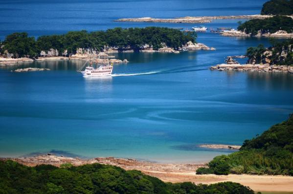 青い海©SASEBO