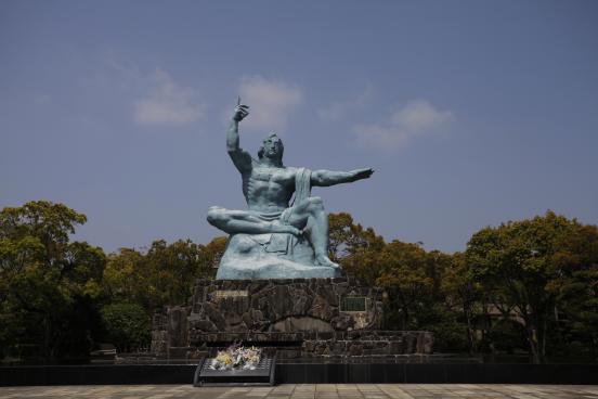 平和公園 平和祈念像2
