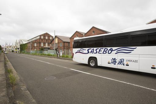SASEBOクルーズバス海風3©SASEBO