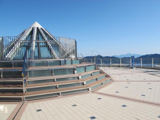 稲佐山山頂展望台2