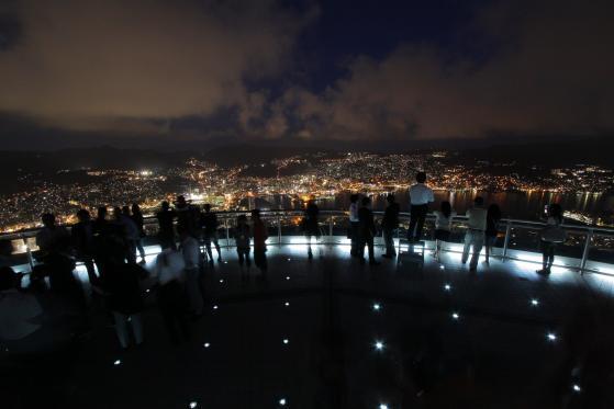 稲佐山からの夜景3