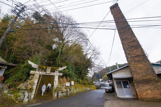 三川内皿山まち歩き1©SASEBO