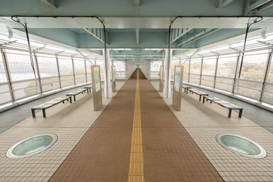 新西海橋 遊歩道2©SASEBO