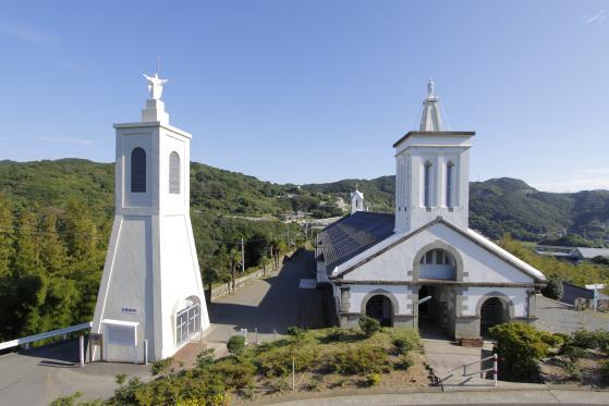 出津教会1
