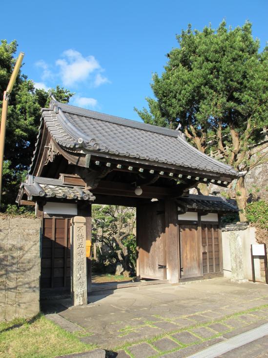 清水寺(山門)