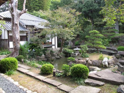 旧楠本正隆屋敷3