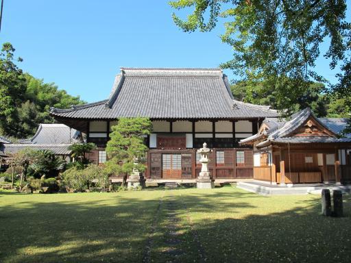 天祐寺の本堂