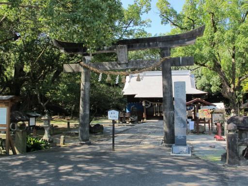 諫早神社1