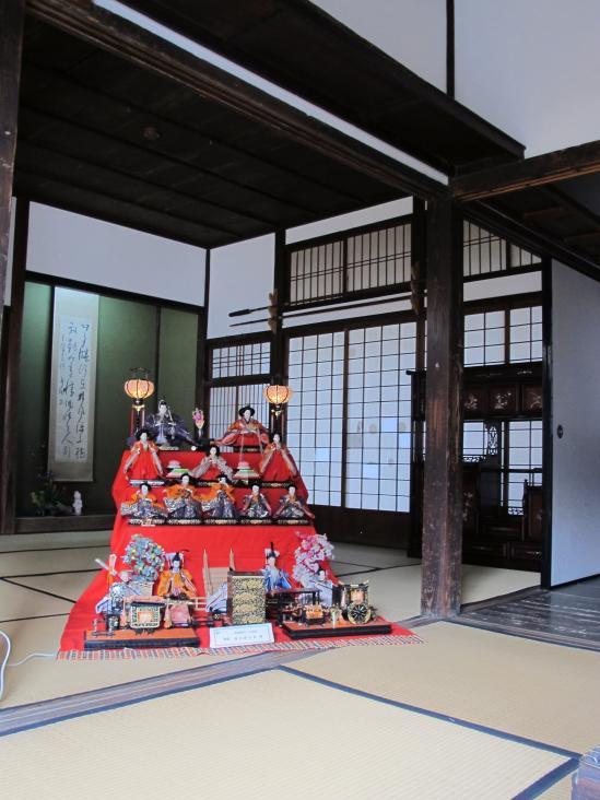 島原城下ひなめぐり(武家屋敷)