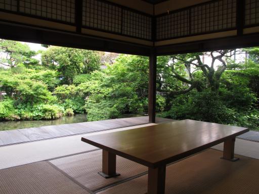 湧水庭園 四明荘1