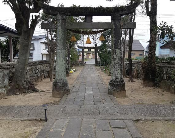 彼杵神社2