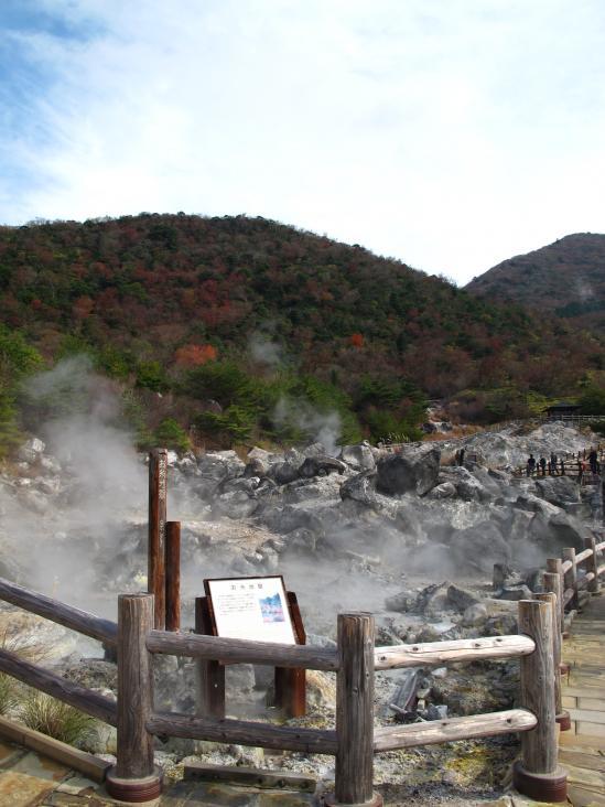 お糸地獄(雲仙地獄)2