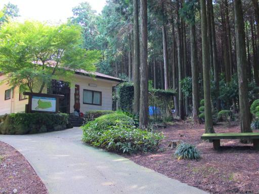 みずほの森公園キャンプ場(瑞穂町)
