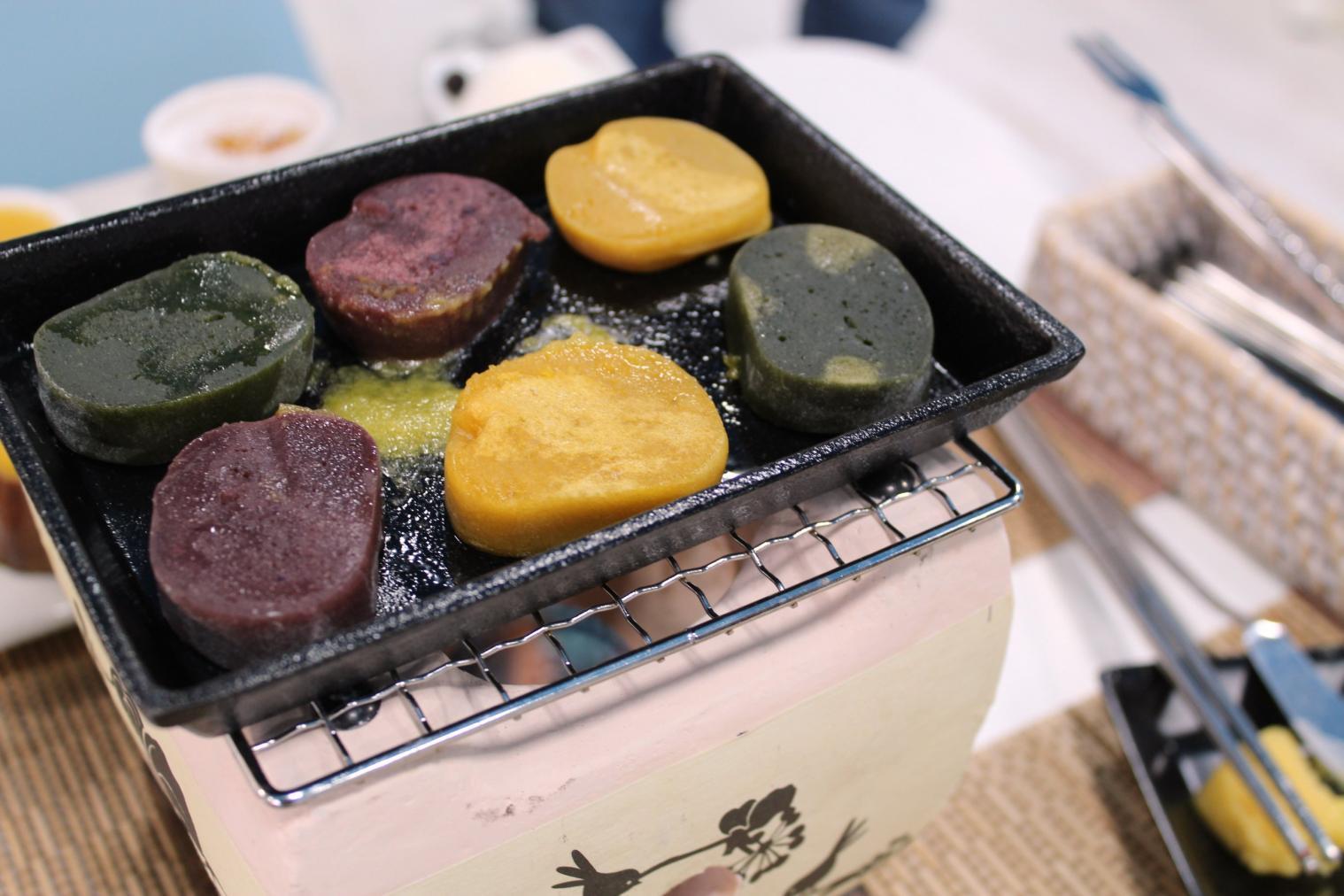 ◆手焼かんころ餅 580円(税込)-0