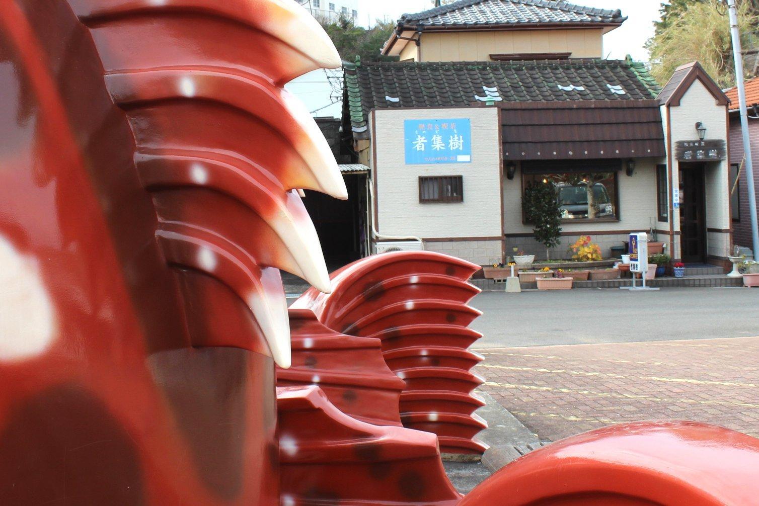 ◆喫茶&軽食「者集樹(ものずき)」-0
